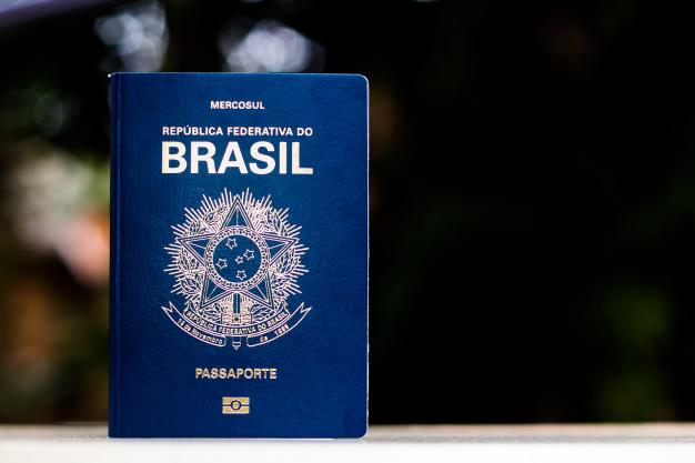 consultar numero de passaporte online
