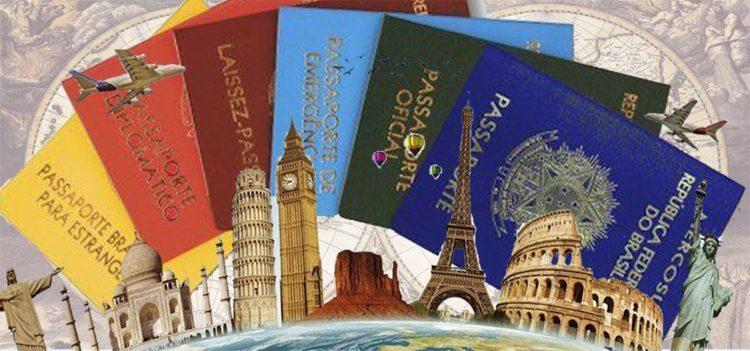 documentos para fazer passaporte