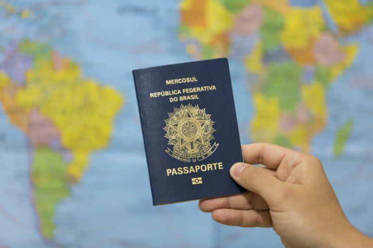 documentos para passaporte renovar