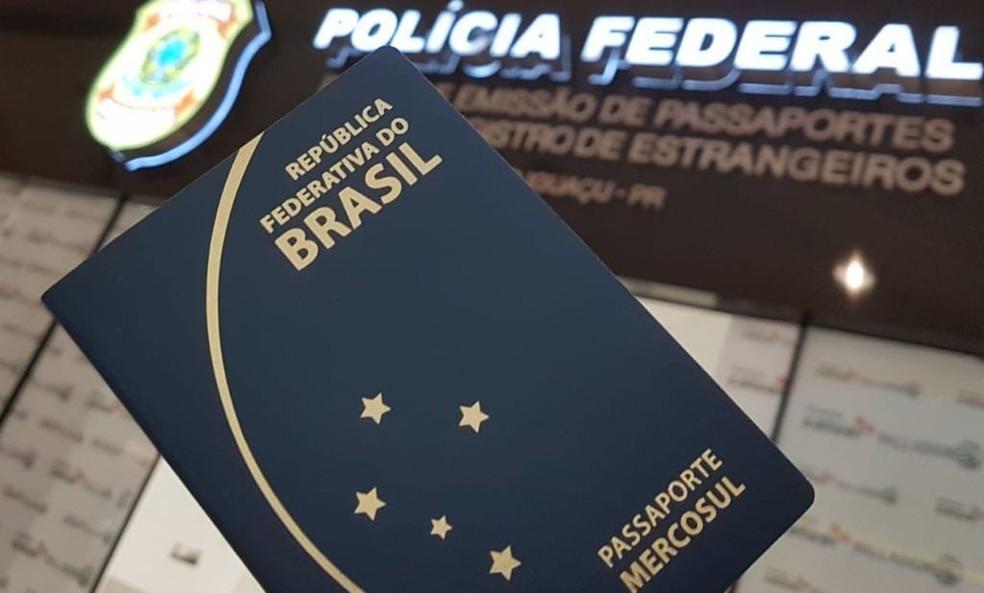 passaporte agendamento curitiba
