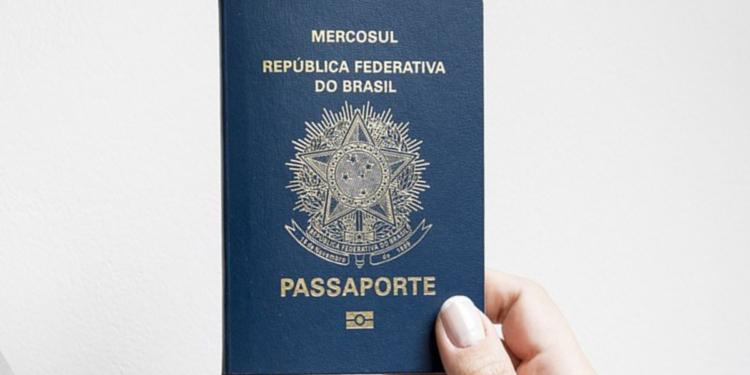 passaporte eletronico brasileiro
