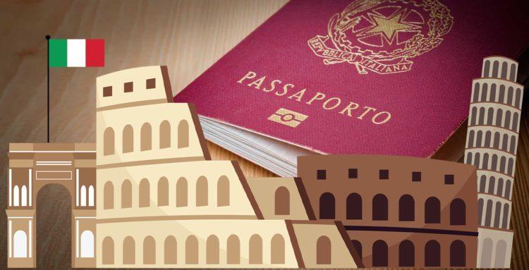 renovar Passaporte Italiano