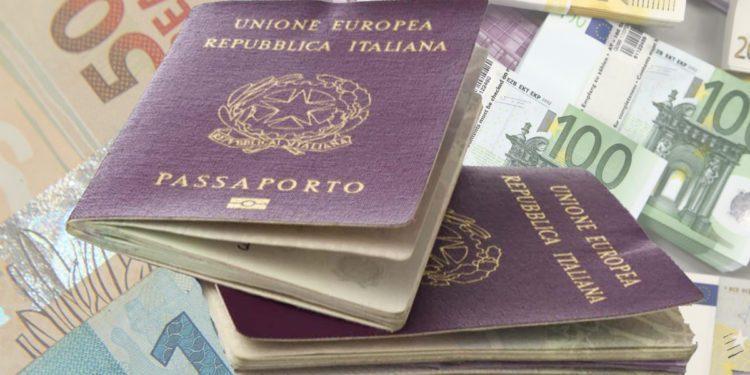 consulado Italiano Passaporte