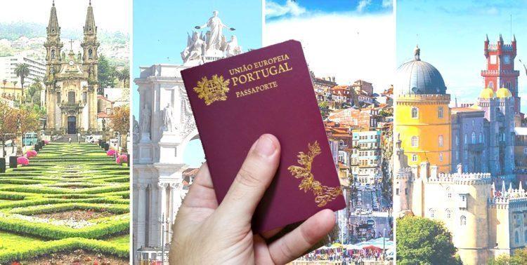 passaporte portugues para brasileiros