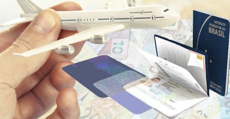 quanto custa para tirar Passaporte
