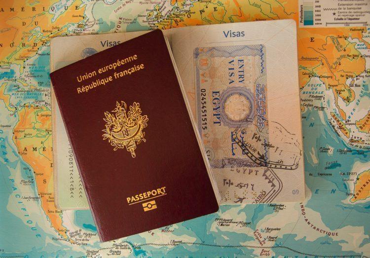 Agendamento Passaporte