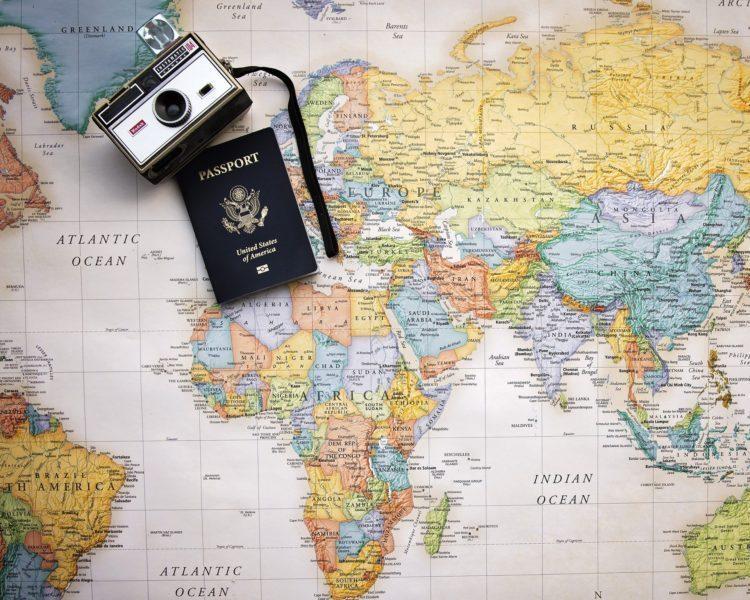 Passaporte Brasileiro Vencido no Exterior