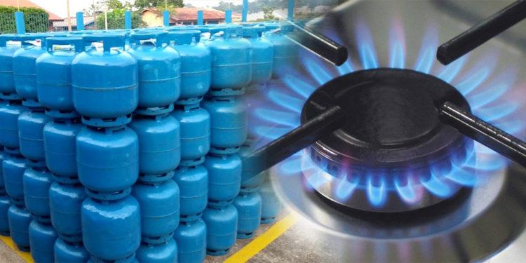 gás liquefeito de petróleo formula
